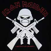 Iron Maiden Life Or Death T-Shirt