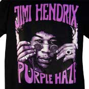 Jimi Hendrix Purple Haze Shirt