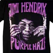 Jimi Hendrix Purple Haze Shirt