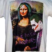Joker Mona Lisa T-Shirt