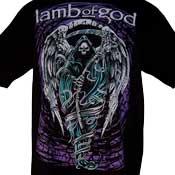 Lamb Of God Reaper T-Shirt