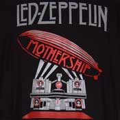 Led Zeppelin Mothership Shirt