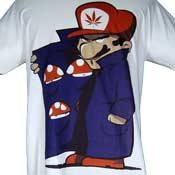 Mario Drug Dealer T-Shirt