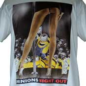 Minions Night Out T-Shirt