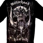 Motorhead Kiss Of Death T-Shirt