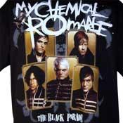 MCR Band T-Shirt