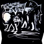 Girls MCR Black Parade Shirt