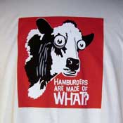 Hamburgers Are Made Of What? Shirt