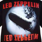 Led Zeppelin Blimp Shirt
