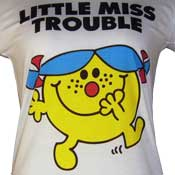 Little Miss Trouble T-Shirt